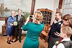 Kinderdijk, 6 februari 2016<br /> Bruiloft Engel Breedveld en Sjaan Stam-de Bie<br /> Foto Felix Kalkman