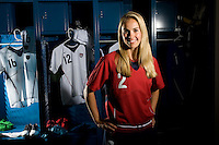 Heather Mitts, USWNT Portraits, Carson, California, 2006.