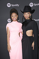 07 February 2019 - Westwood, California - Chloe X Halle. Spotify &quot;Best New Artist 2019&quot; Event held at Hammer Museum. <br /> CAP/ADM/PMA<br /> &copy;PMA/ADM/Capital Pictures