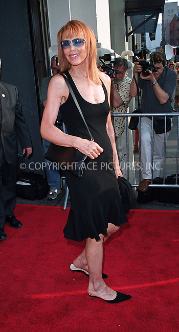"Tina Louise attending a screening of ""Never Again"" in New York, July 8, 2002. Please byline: Alecsey Boldeskul/NY Photo Press.   ..*PAY-PER-USE*      ....NY Photo Press:  ..phone (646) 267-6913;   ..e-mail: info@nyphotopress.com"