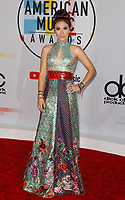 LOS ANGELES, CA - OCTOBER 09: Lauren Daigle attends the 2018 American Music Awards at Microsoft Theater on October 9, 2018 in Los Angeles, California.  <br /> CAP/MPI/IS<br /> ©IS/MPI/Capital Pictures
