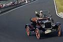 07/06/15 - CHARADE - PUY DE DOME - FRANCE - Commemoration officielle des 110 ans de la Course GORDON BENNETT. Guy MICHELIN et sa Ford T - Photo Jerome CHABANNE