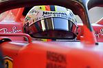14.05.2019, Circuit de Catalunya, Barcelona, Formel 1 Testfahrten 2019 in Barcelona<br /> , im Bild<br />Sebastian Vettel (GER#5), Scuderia Ferrari Mission Winnow<br /> <br /> Foto © nordphoto / Bratic