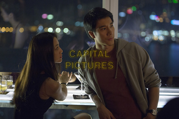 Leehom Wang, Tang Wei<br /> in Blackhat (2015) <br /> (Hacker)<br /> *Filmstill - Editorial Use Only*<br /> CAP/NFS<br /> Image supplied by Capital Pictures