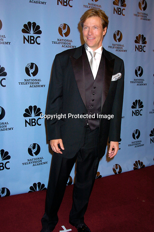 Jack Wagner ..at the Daytime Emmy Awards on May 21, 2004 in the Press Room at Radio City Music Hall...Photo by Robin Platzer, Twin Images