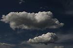 Cloudsin a Sydney Sky. Friday 6th, April, 2012. Photo: (Steve Christo)