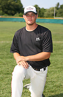 July 28th 2007:  Wade Miley during the Cape Cod League All-Star Game at Spillane Field in Wareham, MA.  Photo by Mike Janes/Four Seam Images