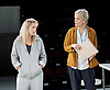 People, Places and Things <br /> by Duncan Macmillan <br /> directed by Jeremy Herrin <br /> at the Dorfman Theatre, NT, Southbank, London, Great Britain <br /> press photocall <br /> 28th August 2015 <br /> <br /> Denise Gough <br /> Barbara Marten <br /> <br /> <br /> <br /> Photograph by Elliott Franks <br /> Image licensed to Elliott Franks Photography Services