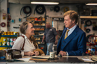 The Old Man &amp; the Gun (2018) <br /> Sissy Spacek &amp; Robert Redford  <br /> *Filmstill - Editorial Use Only*<br /> CAP/MFS<br /> Image supplied by Capital Pictures
