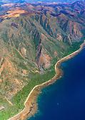 Littoral de la côte Est entre Thio et Nakéty, Nouvelle-Calédonie