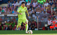 FC Barcelona´s Argentinean forward Lionel Messi