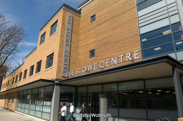 The newly built Stowe Centre, on the Harrow Road in West London, is run by Paddington Development Trust and houses a health centre and a youth club..