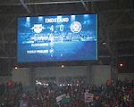 Full-time scoreboard