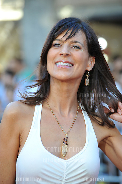 Perrey Reeves at the world premiere of The Change-Up at the Regency Village Theatre, Westwood..August 1, 2011  Los Angeles, CA.Picture: Paul Smith / Featureflash