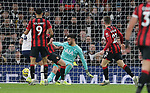 Bournemouth's Harry Wilson scores to make it 3-2 during the Premier League match at the Tottenham Hotspur Stadium, London. Picture date: 30th November 2019. Picture credit should read: Paul Terry/Sportimage