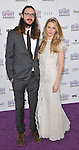 Mike Cahill and Brit Marling at the 2012 Film Independent Spirit Awards held at Santa Monica Beach, CA.. February 25, 2012