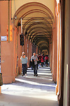 The walkway to San Luca Sanctuary during Stage 1 of the 2019 Giro d'Italia, an individual time trial running 8km from Bologna to the Sanctuary of San Luca, Bologna, Italy. 11th May 2019.<br /> Picture: Eoin Clarke | Cyclefile<br /> <br /> All photos usage must carry mandatory copyright credit (© Cyclefile | Eoin Clarke)