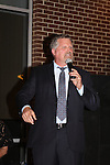 Guiding Light's Robert Newman - Karaoke for Sing It For Autism - 13th Annual Daytime Stars and Strikes for Autism on April 22, 2016 at The Residence Inn Secaucus Meadowland, Secaucus, NJ. April is Autism Awareness Month - Make a Difference This Spring. (Photo by Sue Coflin/Max Photos)