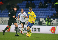 Leeds United's Mateusz Klich<br /> <br /> Photographer Stephen White/CameraSport<br /> <br /> The EFL Sky Bet Championship - Bolton Wanderers v Leeds United - Saturday 15th December 2018 - University of Bolton Stadium - Bolton<br /> <br /> World Copyright &copy; 2018 CameraSport. All rights reserved. 43 Linden Ave. Countesthorpe. Leicester. England. LE8 5PG - Tel: +44 (0) 116 277 4147 - admin@camerasport.com - www.camerasport.com