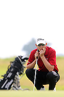 James Fraser (Wales) on the Final Day of the International European Amateur Championship 2012 at Carton House, 11/8/12...(Photo credit should read Jenny Matthews/Golffile)...