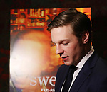 """Will Pullen attends the after party for the Broadway Opening Night of """"Sweat"""" at Brasserie 8 1/2 on March 26, 2017 in New York City."""