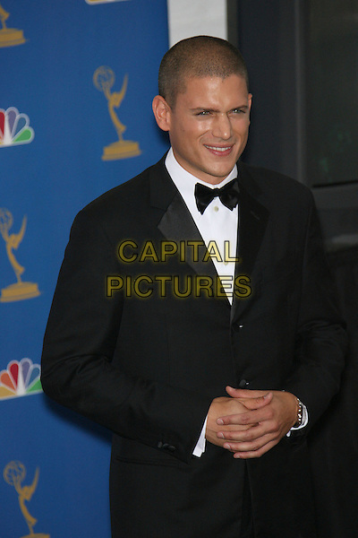 WENTWORTH MILLER.58th Annual Primetime Emmy Awards held at the Shrine Auditorium, Los Angeles, California, USA..August 27th, 2006.Ref: ADM/ZL.half length tuxedo jacket  .www.capitalpictures.com.sales@capitalpictures.com.©Zach Lipp/AdMedia/Capital Pictures.