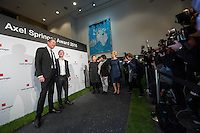 2016/02/25 Berlin | Mark Zuckerberg bei Axel Springer-Award