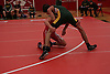 Coquille's  Dual Wrestling Meet