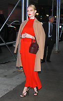 NEW YORK, NY - NOVEMBER 6:  Kate Bosworth at Good Morning America in New York City on November 6,  2017. Credit: RW/MediaPunch