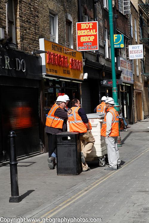 Beigel bakery Brick Lane London