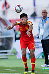 Liu Yang of China takes a throw-in during the AFC Asian Cup UAE 2019 Group C match between China (CHN) and Kyrgyz Republic (KGZ) at Khalifa Bin Zayed Stadium on 07 January 2019 in Al Ain, United Arab Emirates. Photo by Marcio Rodrigo Machado / Power Sport Images