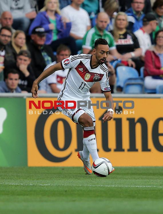 EM 2015 Qualifikationsspiel, Gibraltar vs. Deutschland<br /> Karim Bellarabi (Deutschland)<br /> <br /> <br /> Foto &copy; nordphoto /  Bratic