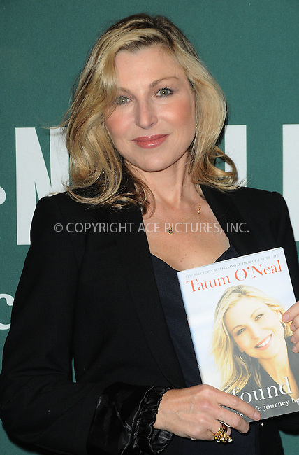 WWW.ACEPIXS.COM . . . . .  ....June 22 2011, New York City....Actress Tatum O'Neal signed copies of her new book 'Found' A Daughter's Jouney Home at Barnes & Noble bookstore at The Grove on June 22, 2011 in Los Angeles, California.....Please byline: PETER WEST - ACE PICTURES.... *** ***..Ace Pictures, Inc:  ..Philip Vaughan (212) 243-8787 or (646) 679 0430..e-mail: info@acepixs.com..web: http://www.acepixs.com