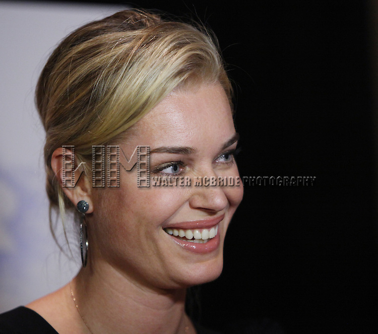 Rebecca Romijn.during the Broadway Opening Night After Party for 'Seminar' at Gotham Hall in New York City on 11/20/2011.