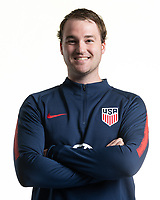 Rome, GA - Friday, June 21, 2019:  Para 7 USMNT headshot of Derrick Stables.