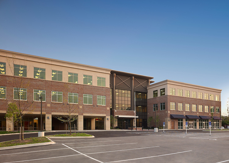 Clark Hall at Gahanna Lincoln High School | Architects: Bird Houk Collaborative