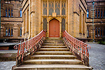 Historic Quadrant Building at Sydney University, NSW, Australia