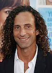 """HOLLYWOOD, CA. - September 21: Kenny G  arrives at the Los Angeles premiere of """"The Invention of Lying"""" at the Grauman's Chinese Theatr on September 21, 2009 in Hollywood, California."""