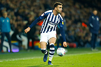29th December 2019; The Hawthorns, West Bromwich, West Midlands, England; English Championship Football, West Bromwich Albion versus Middlesbrough; Hal Robson-Kanu of West Bromwich Albion on the ball - Strictly Editorial Use Only. No use with unauthorized audio, video, data, fixture lists, club/league logos or 'live' services. Online in-match use limited to 120 images, no video emulation. No use in betting, games or single club/league/player publications