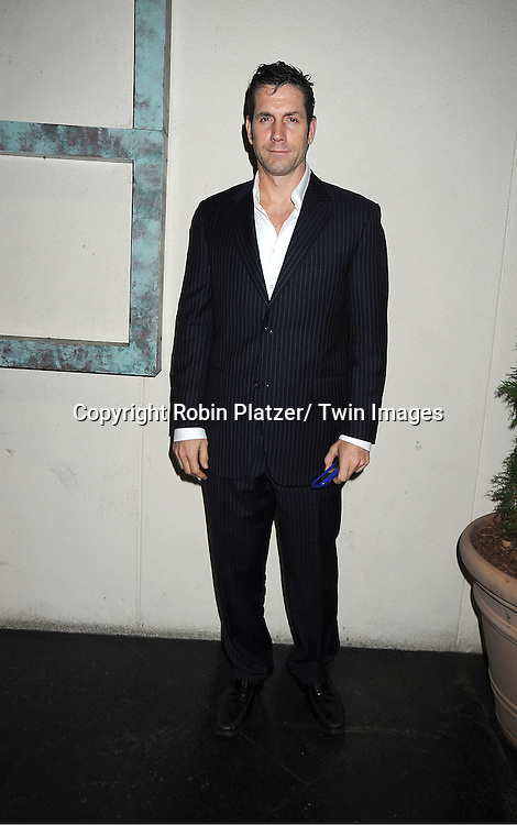 Frank Valentini attends the Center for Hearing and Communication 18th Annual Feast on October 24, 2011 at Pier Sixty in Chelsea Piers in New York City.