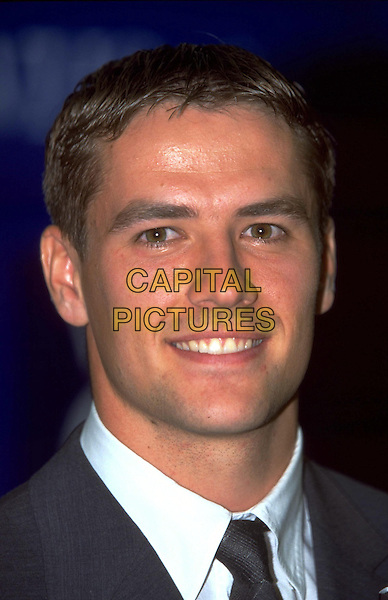 MICHAEL OWEN.footballer headshot portrait.SALES REF: 10019.INTERNAL REF: 4500/07/JM.Ref: JM.www.capitalpictures.com.sales@capitalpictures.com.©James McCauley/Capital Picturesc