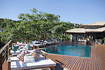 One of three pools featured at Insolito Boutique Hotel.
