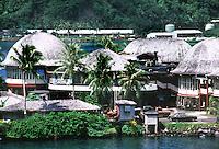 Rainmaker hotel, pago,pago, American Samoa, USA