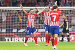 Koke Resurrecccion of Atletico Madrid during the match between Atletico Madrid v SD Huesca of LaLiga, 2018-2019 season, date 6. Wanda Metropolitano Stadium. Madrid, Spain - 25 September 2018. Mandatory credit: Ana Marcos / PRESSINPHOTO