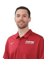 STANFORD, CA - February 9, 2018: 2018 Stanford Athletics portraits.