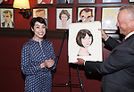Robert Fairchild with Max Klimavicius attends 'An American In Paris' Sardi's Caricature Unveiling at Sardi's on May 28, 2015 in New York City.