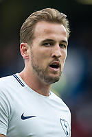 Harry Kane of Spurs during the Premier League match between Chelsea and Tottenham Hotspur at Stamford Bridge, London, England on 1 April 2018. Photo by Andy Rowland.