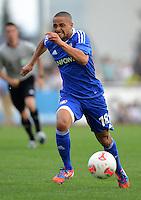 Fussball 1. Bundesliga:  Saison  Vorbereitung 2012/2013     Testspiel: Bayer 04 Leverkusen - FC Augsburg  25.07.2012 Sidney Sam (Bayer 04 Leverkusen)