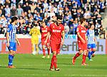 14.04.2018, OLympiastadion, Berlin, GER, 1.FBL, Hertha BSC VS. 1.FC Koeln, im Bild <br /> Jonas Hector (1.FC Koeln #14)<br /> <br /> <br />       <br /> Foto &copy; nordphoto / Engler