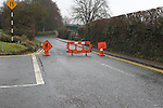 Black Bush Lane closed